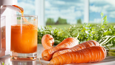 You Need to Drink This: Carrot Juice Benefits