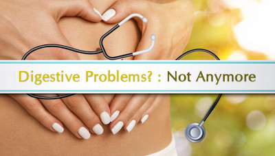 Digestive Problems? : Not Anymore