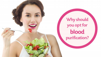 Why should you opt for blood purification?