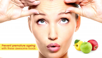 Prevent Premature Ageing With These Awesome Foods