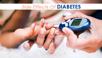 What Are The Side Effects Of Diabetes?