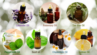 7 Best Essential Oils For Amazing Hair