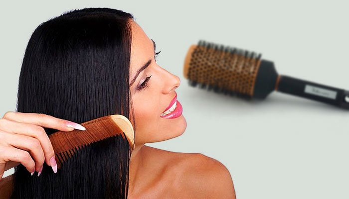 Switch from Brush to Comb