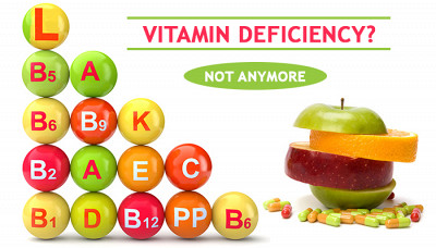Vitamin deficiency? Not anymore