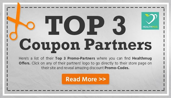 Top 3 Healthmug Coupon Partners