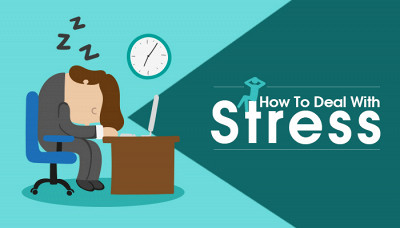 How To Deal With Stress In 23 Ways!
