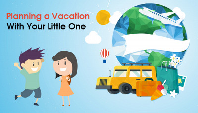 Planning a Vacation? Now Travel Hassle Free With Your Little One!