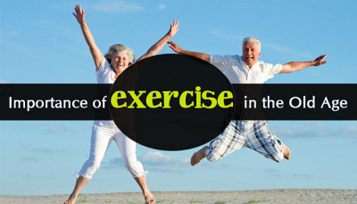Importance of Exercise in the Old Age